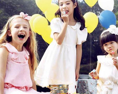 品牌取名:童装品牌取名方法介绍