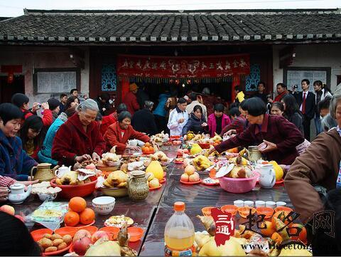 一炷香的时间_春节祭祖的习俗与注意事项 春节祭祀风水禁忌_起名网